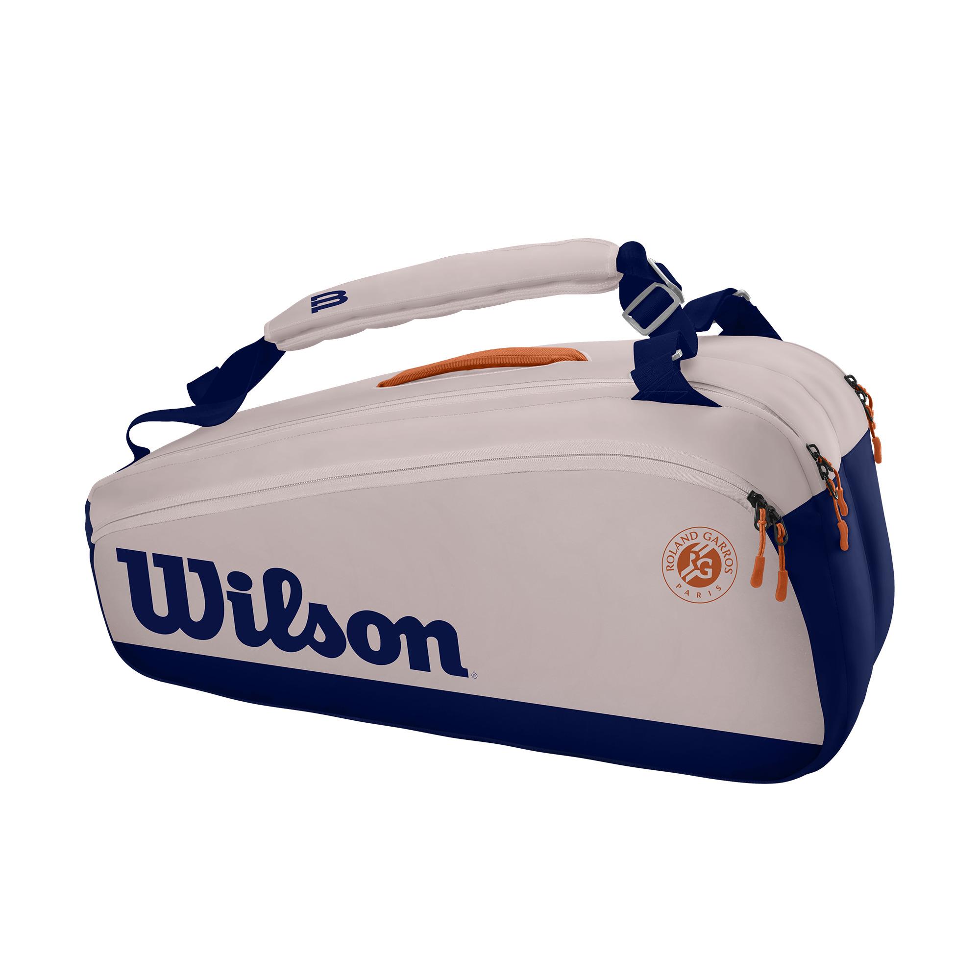 Wilson Roland Garros Tour 9 Pack Tennis Bag – 2021