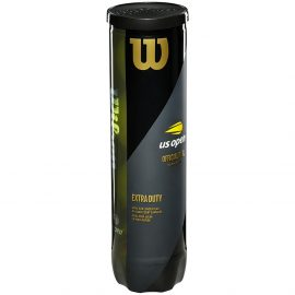 Wilson US Open Tennis Balls – Extra Duty – Can of 4