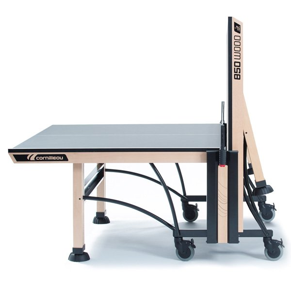 CORNILLEAU Competition 850 Wood ITTF Indoor Table Tennis Table