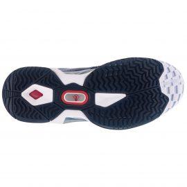 Dunlop Activector Mens Tennis Shoes – Black/Silver