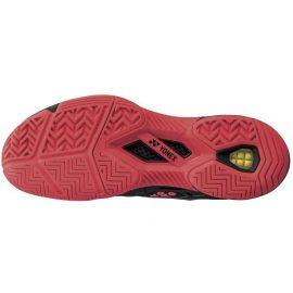 Yonex Fusion Rev 3 Mens Tennis Shoes – Black/Red