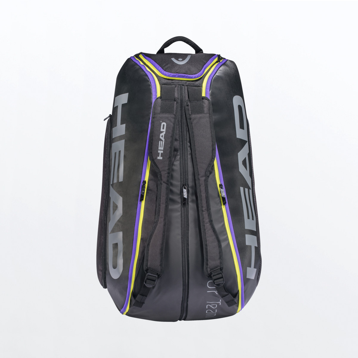 Head Tour Team 12R Monstercombi Tennis Bag – Black/MX