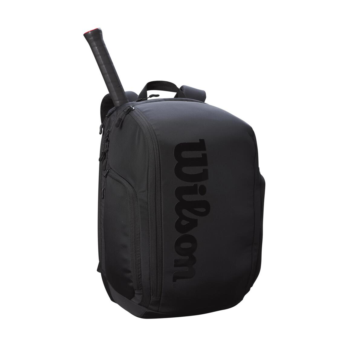 Wilson Super Tour Backpack – Black