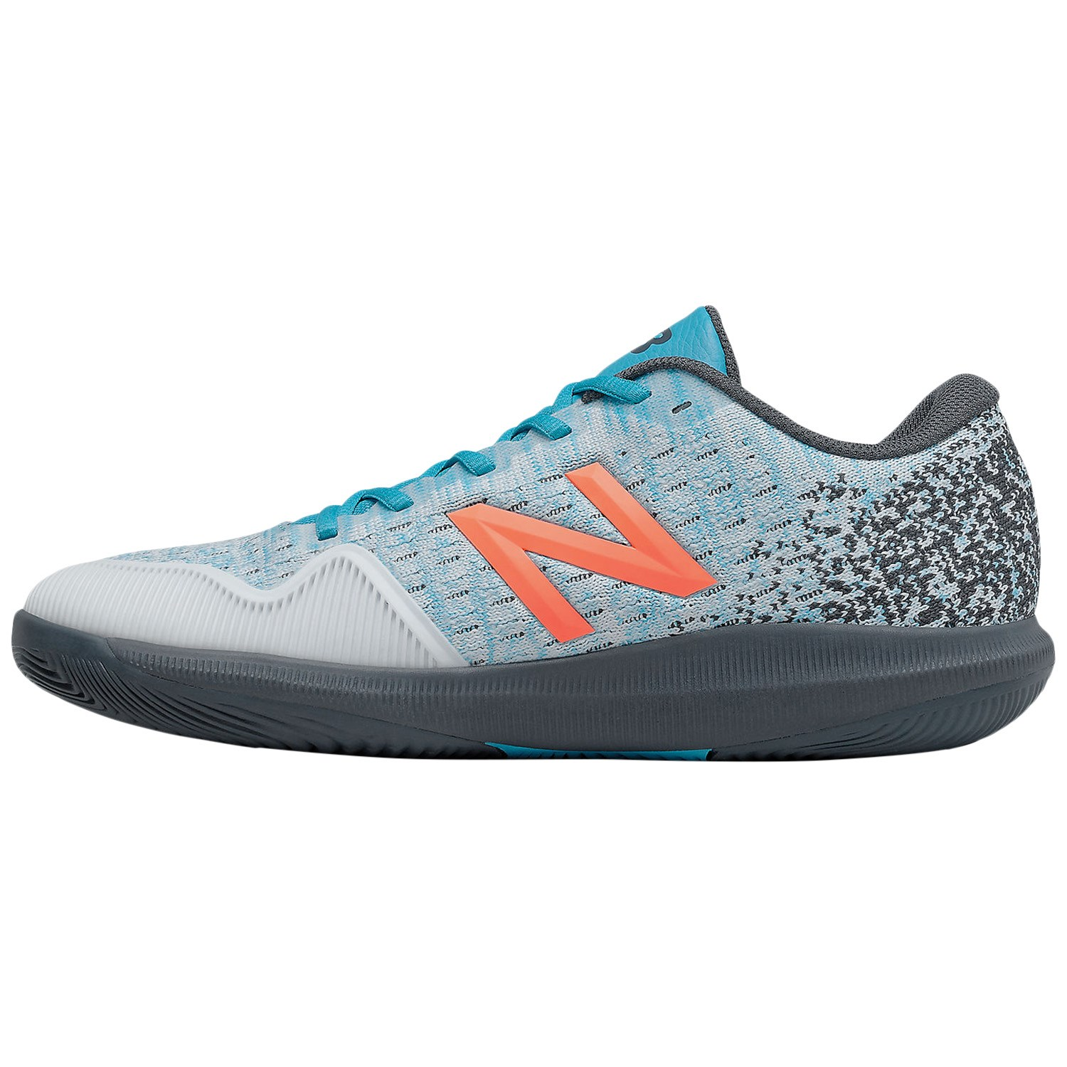 New Balance MCH996v4 Men's Tennis Shoe – Blue/Navy/White