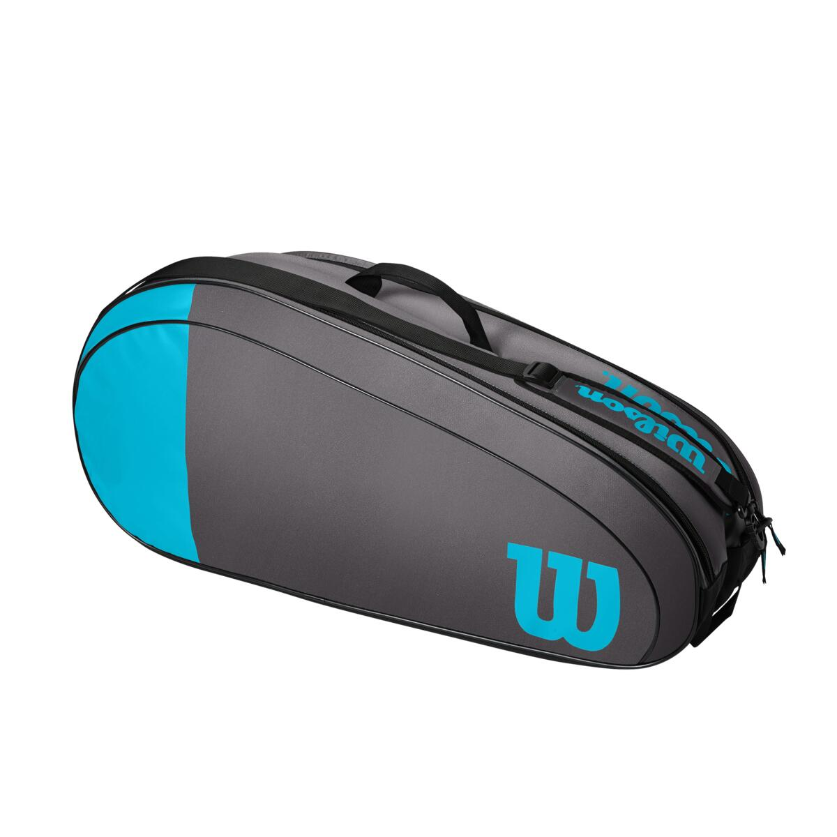 Wilson Team 6 Pack Bag – Blue/Grey