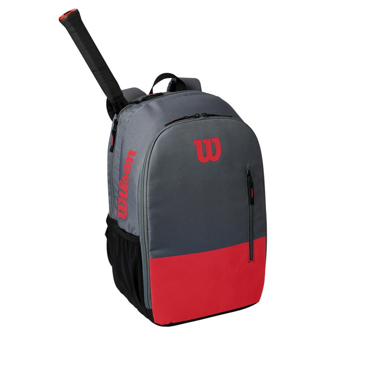 Wilson Team Backpack – Red/Grey
