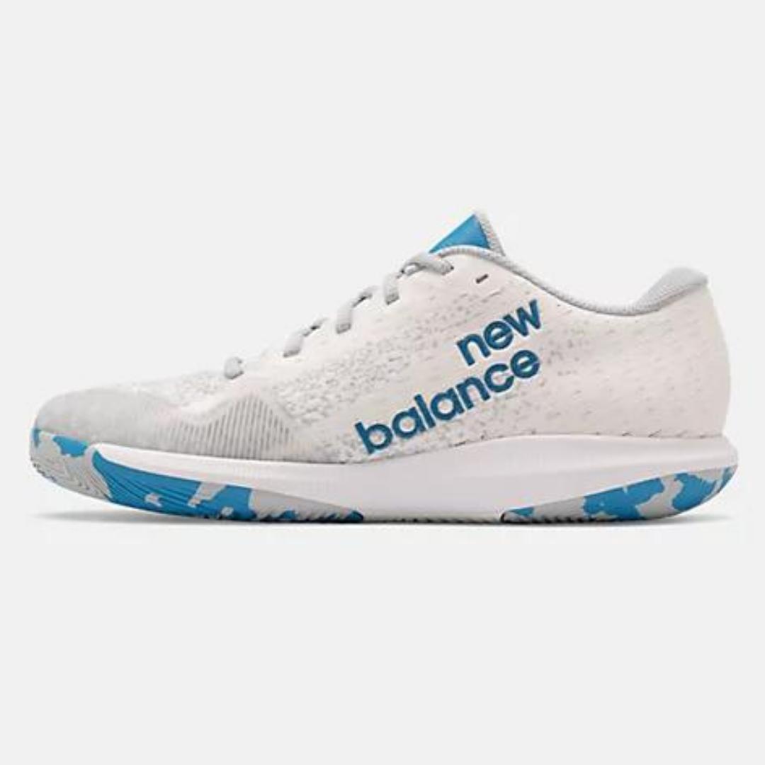 New Balance 996N4 Men's Tennis Shoe – White/Helium