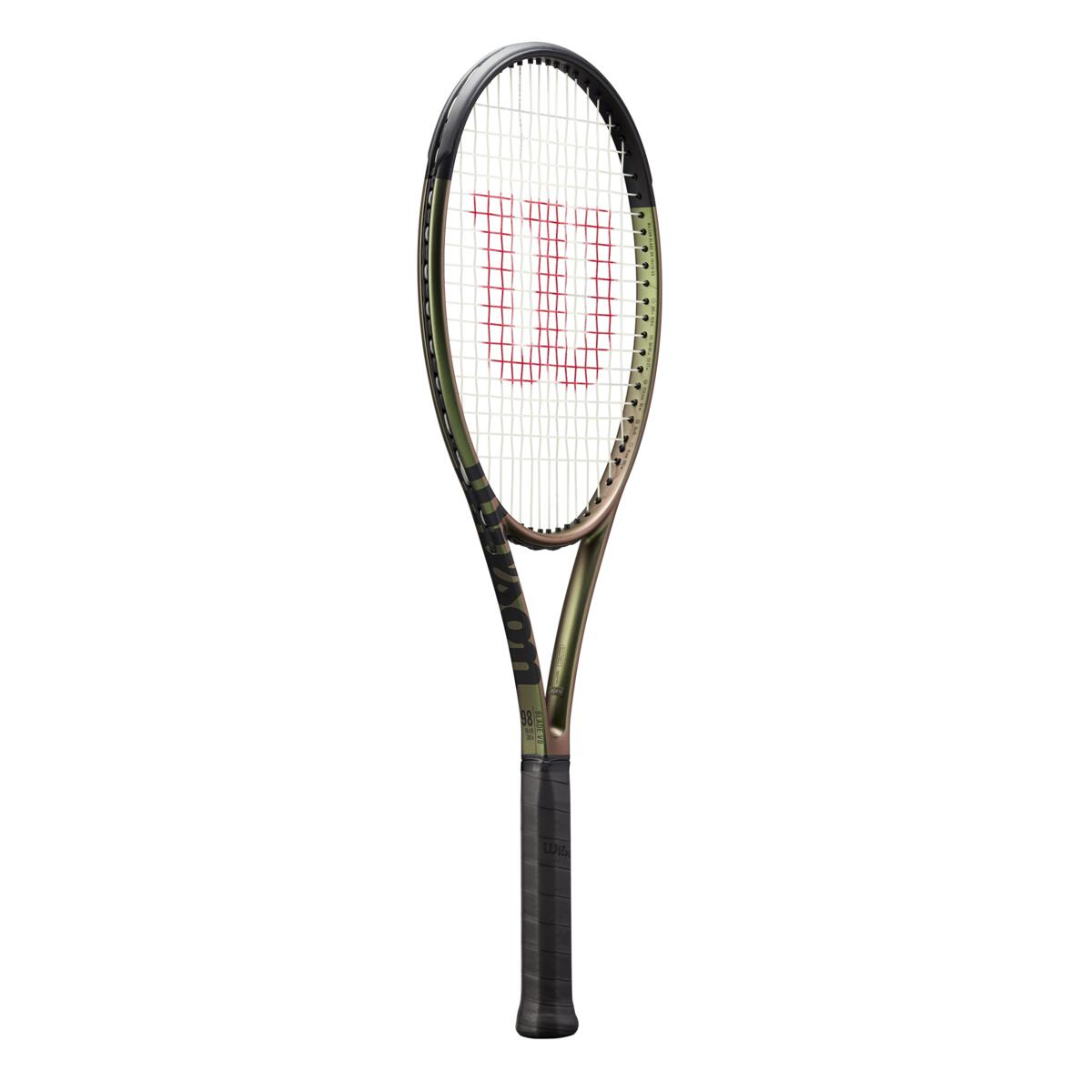 Wilson Blade 98 16/19 v8 Tennis Racquet