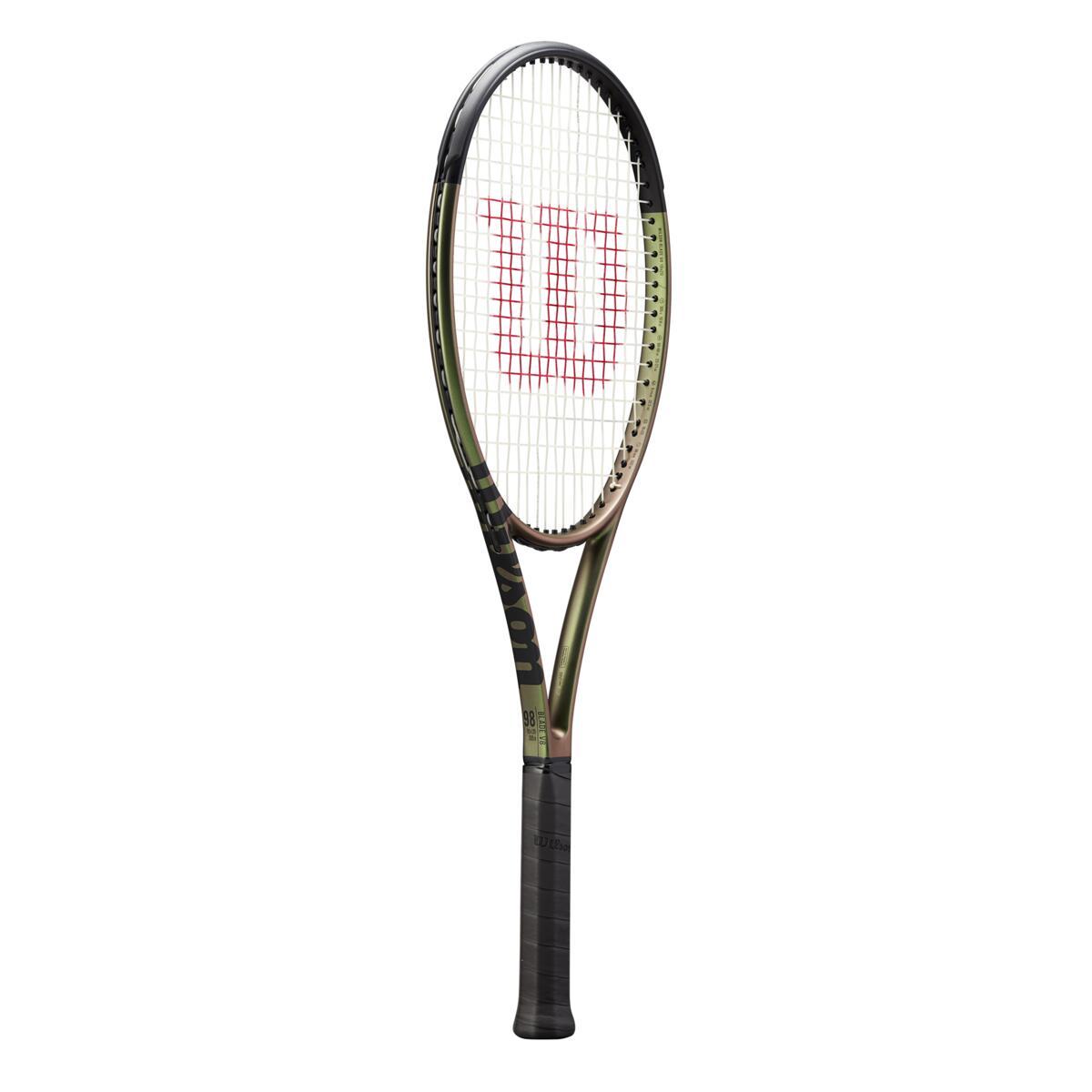 Wilson Blade 98 18/20 v8 Tennis Racquet