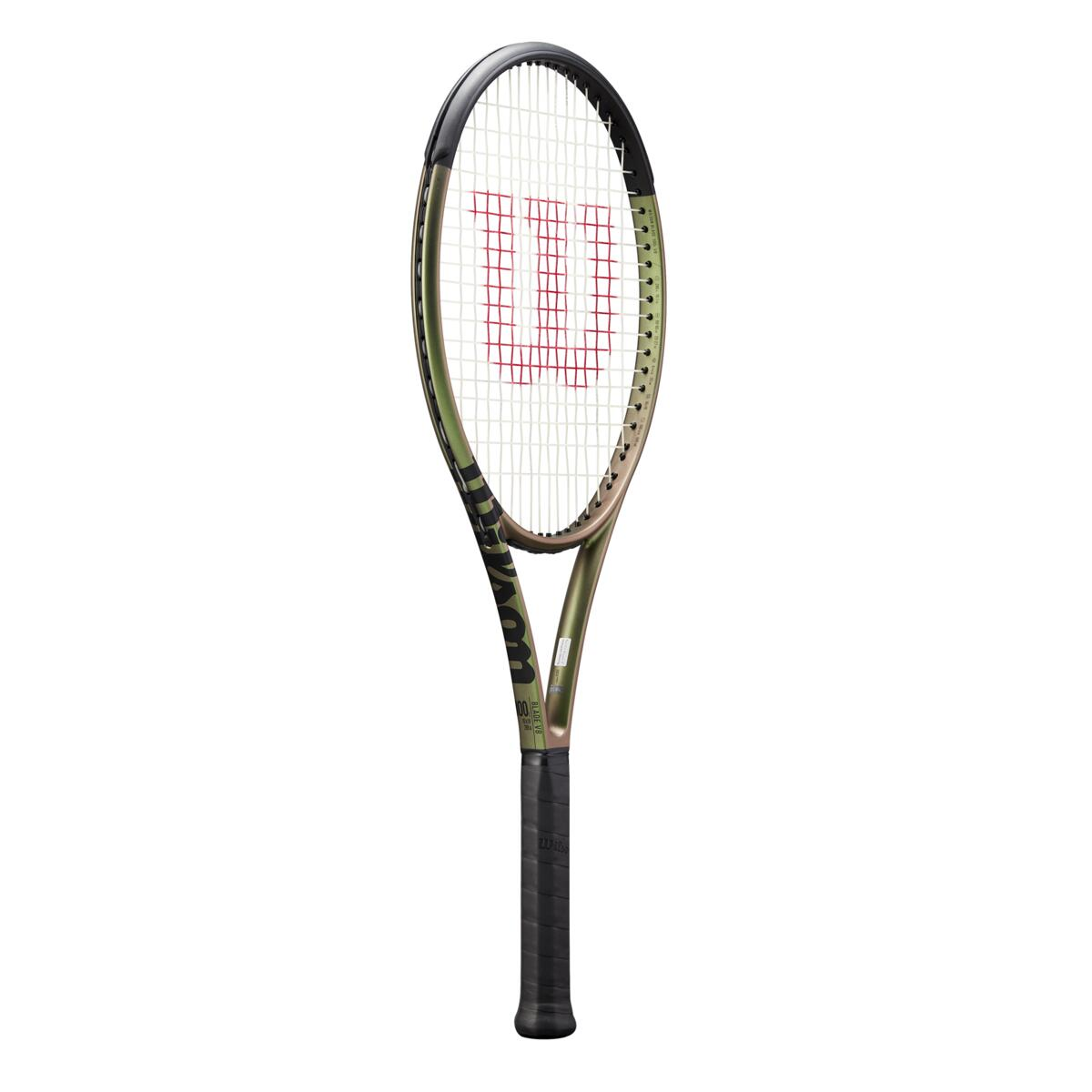 Wilson Blade 100L v8 Tennis Racquet