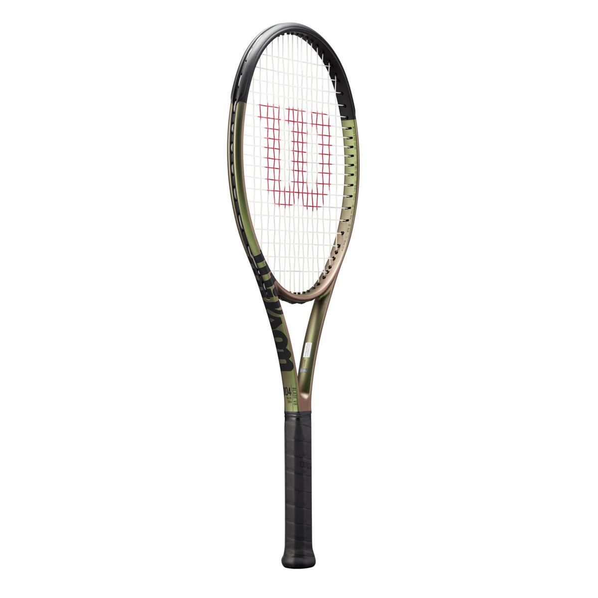 Wilson Blade 104 v8 Tennis Racquet