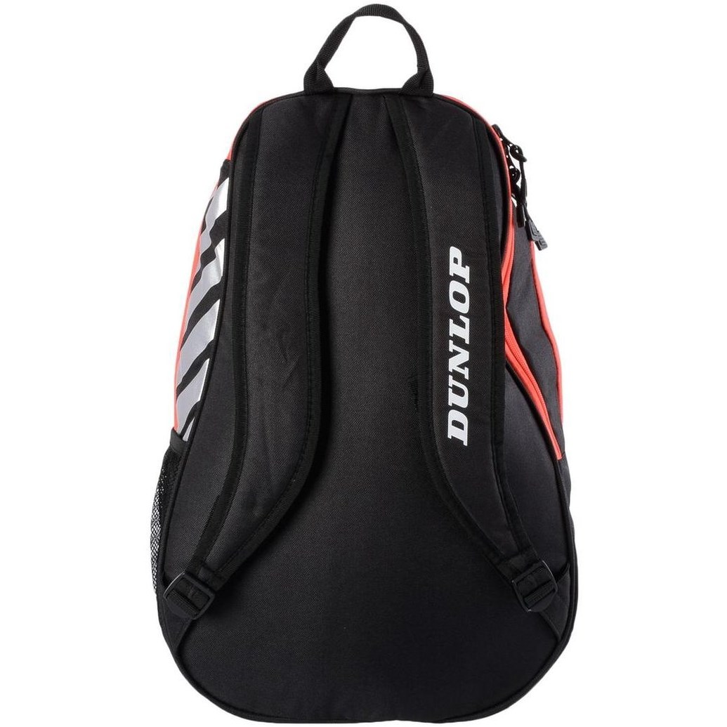 Dunlop Club Backpack – Red/Black/Silver