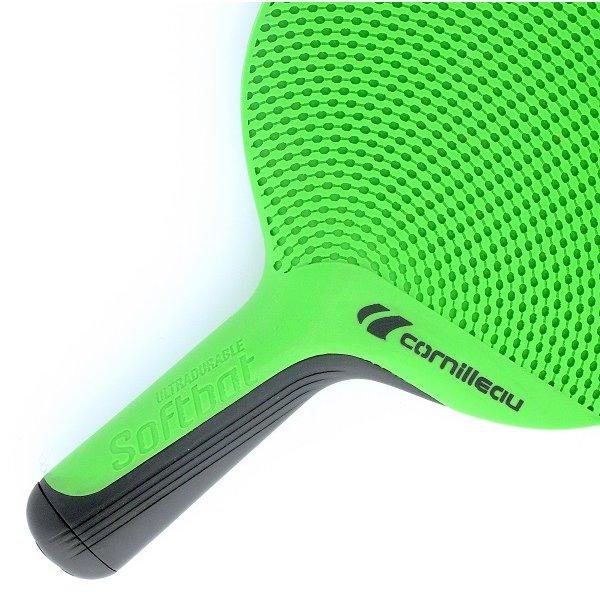 Cornilleau Softbat Outdoor Table Tennis bat – Green