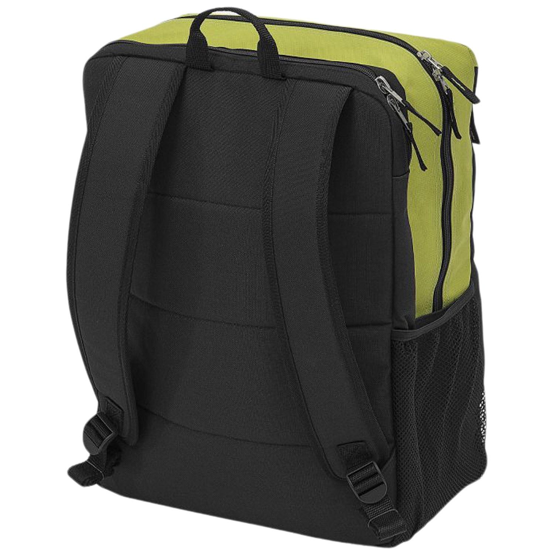 Dunlop SX Club Backpack – Yellow/Black